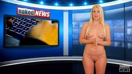 Телеведущие раздеваются догола в прямом эфире